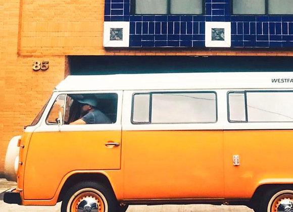 The 70's Van