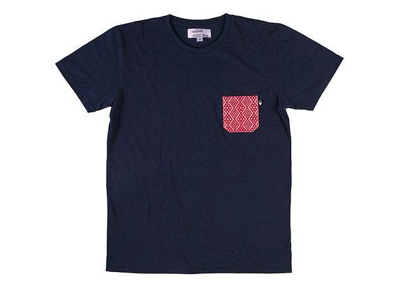 Pocket Classic Blue T-shirt