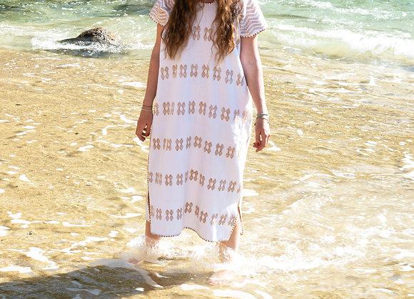 Kaab Huipil-Dress