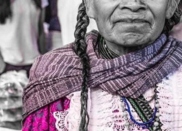Mazahua Lady