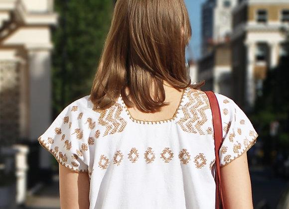 Kaab 2  Huipil-Dress