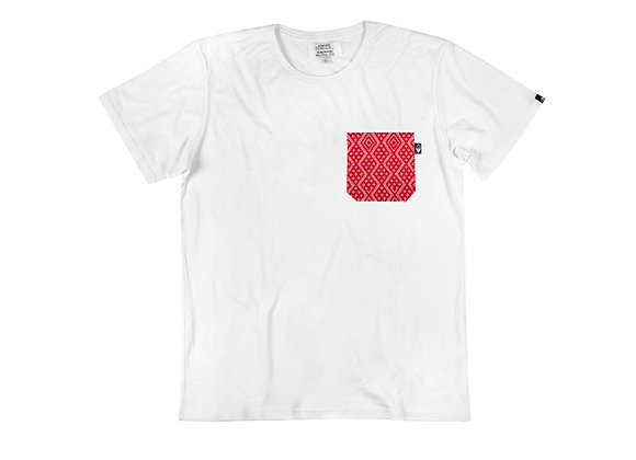 Pocket Classic White T-shirt