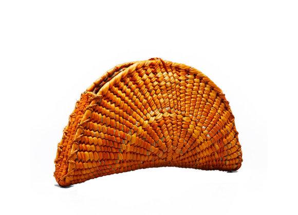Taco Bag Orange