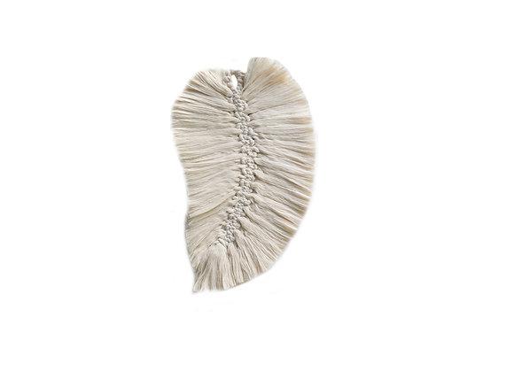 Cotton wall leaf