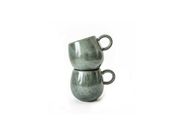 Cozy Mug Granite (set 2)