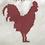 Thumbnail: Baby's Bib Rooster