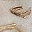 Thumbnail: Stella Hoops Earrings