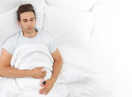 Snoring is a signal that reminds you to monitor your blood oxygen