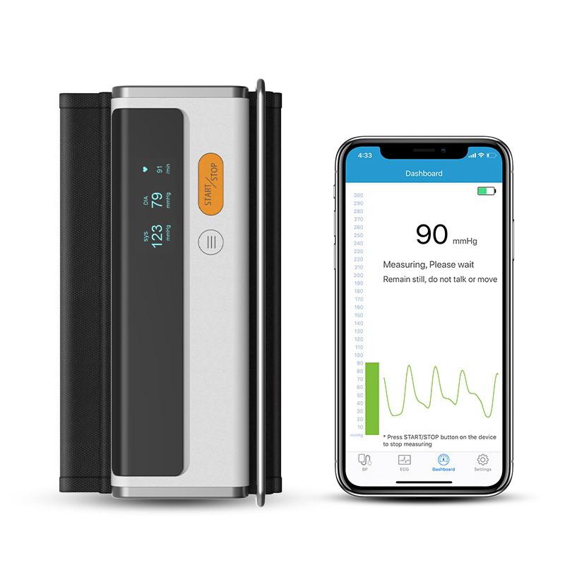 Viatom wireless blood pressure monitor
