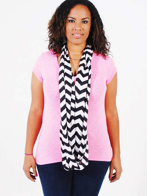zebra connect scarf