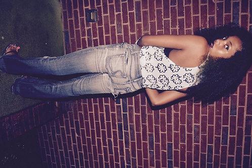 distressed hudson jeans h