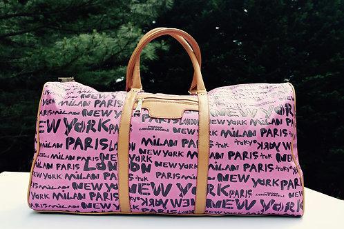 pink world traveler lm
