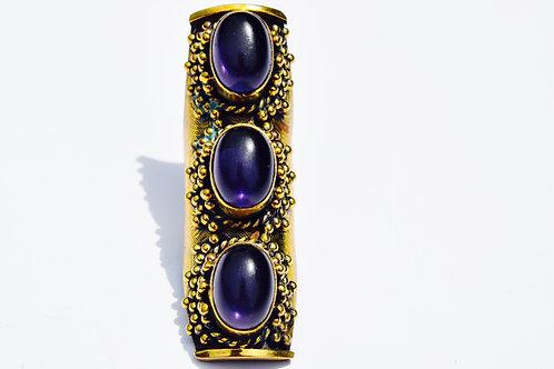 purple reign ring