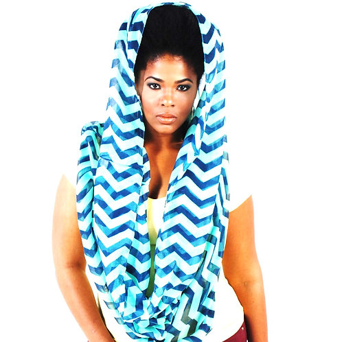 sea motion connect scarf