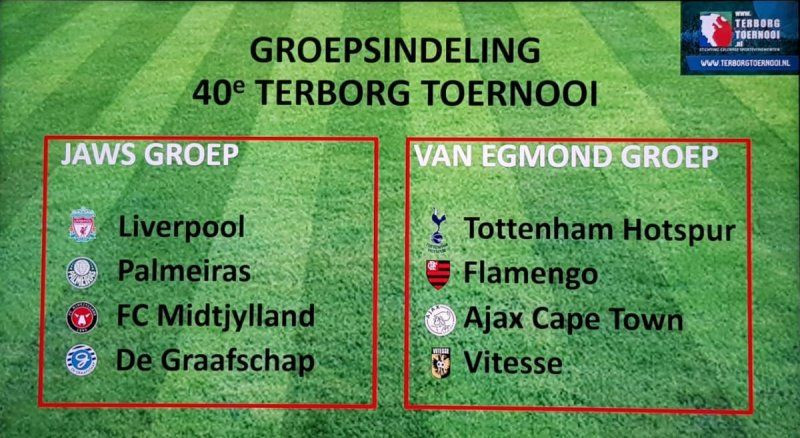 2019 TERBORG TOURNAMENT - NETHERLANDS