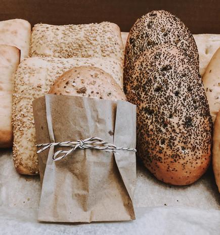 Frsh Homemade Bread - Sandwich Sta