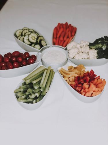 Assorted Vegetable Platter