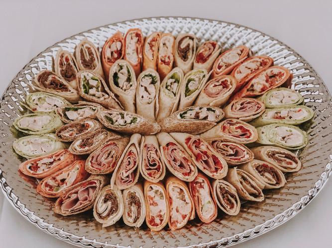 Assorted Wrap Platter