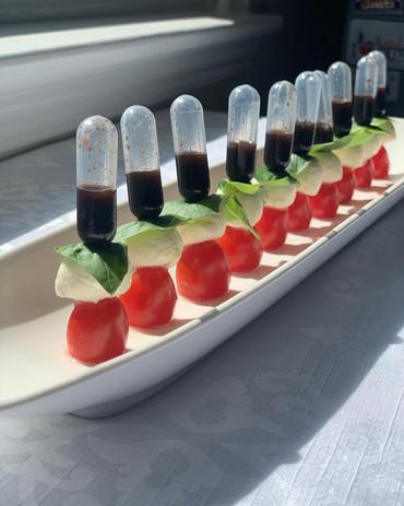 Caprese Salad Pipette