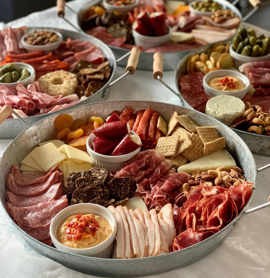 Assorted Cheeses - Appetizer Station
