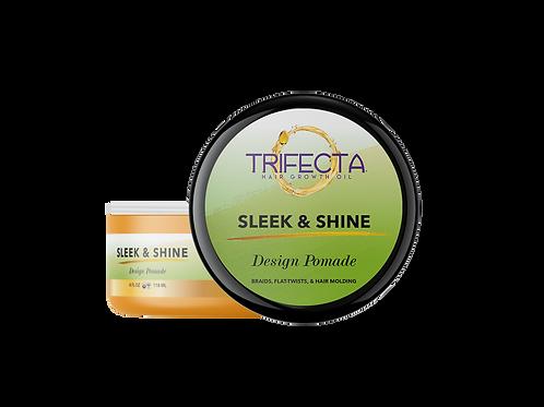 Sleek & Shine Design Pomade