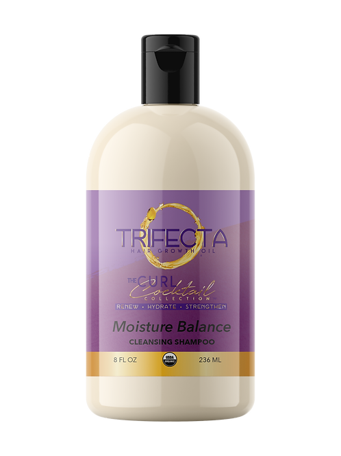 Moisture Balance Cleansing Shampoo