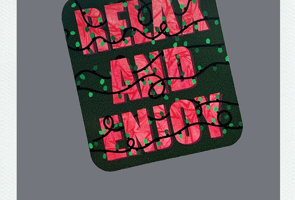 Holiday RAE Sticker