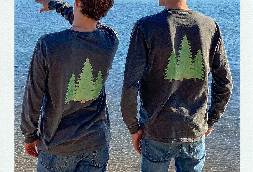 Pines Long Sleeve Tee