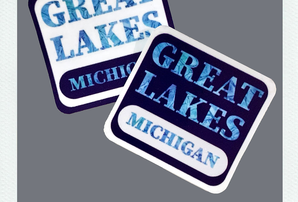 Great Lakes Sticker Pack