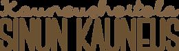 sinunkauneus_logo_teksti.png