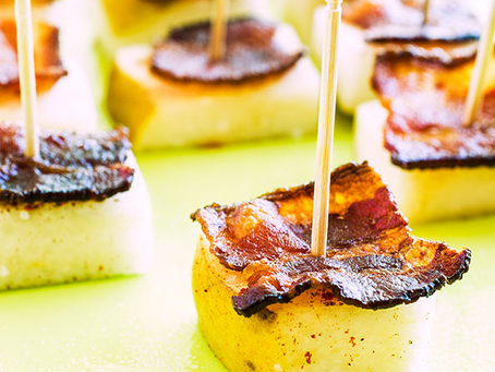 Healthy Party Snacks for NYE!