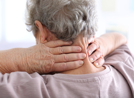 Neck Pain? Check your PILLOW!