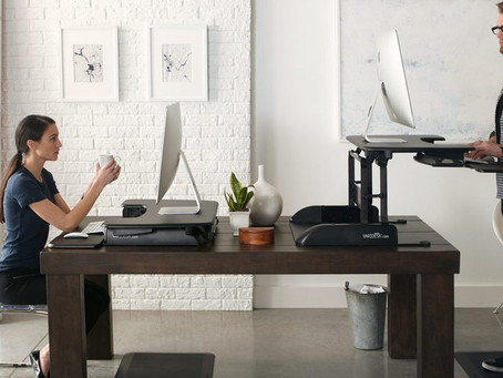 The truth behind Sitting VS. Standing desks!