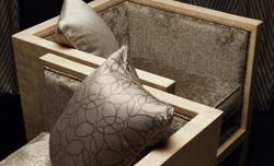 ZINC/Penthouse - bútorszövet