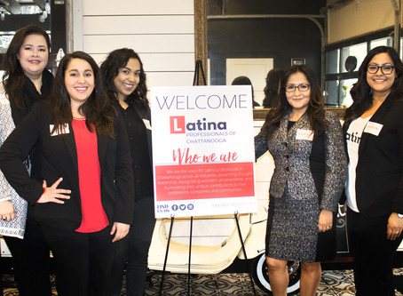 Who is Latina Professionals of Chattanooga