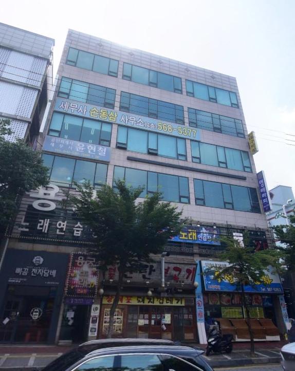 천안 마사지 구인구직 건물