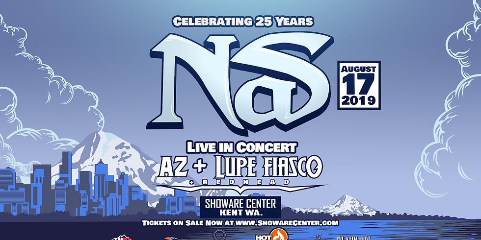 Nas - Celebrating 25 Years of Illmatic