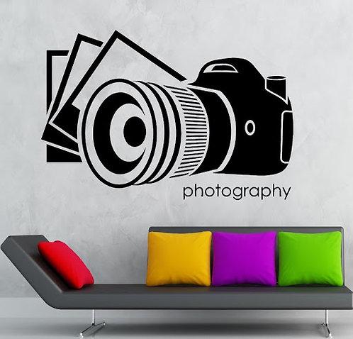 photography vinyl decales