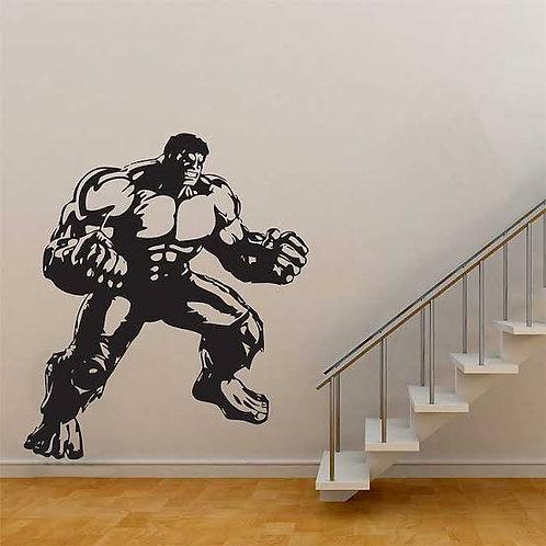 Mr. hulk avengers vinyl decals for walls
