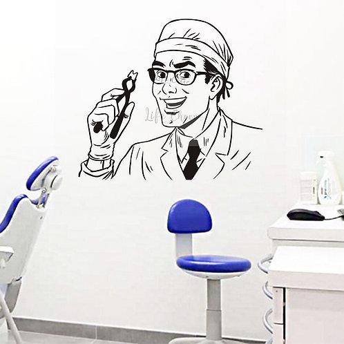 doctor  vinyl decales