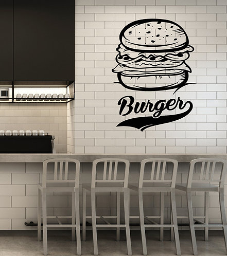 Burger , cafe restaurants