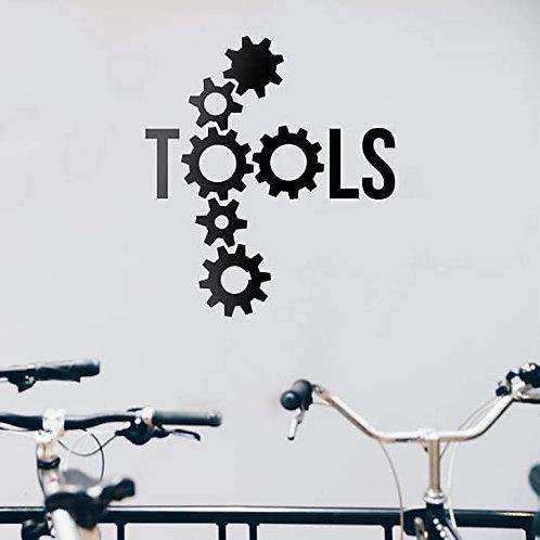 tools vinyl decales