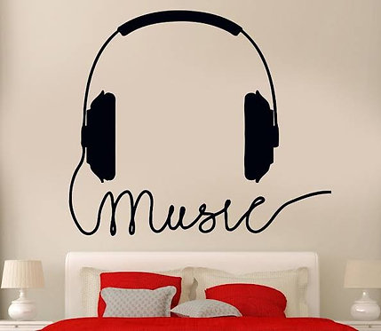 music vinyl decals