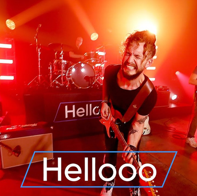 Live at HelloooTV || LENNY PEY