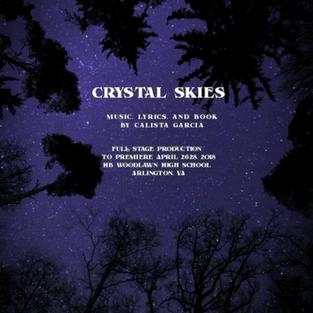 Crystal Skies    CALISTA GARCIA
