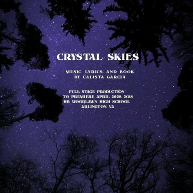 Crystal Skies || CALISTA GARCIA