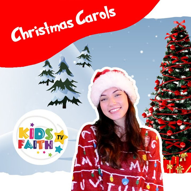 We Wish you a Merry Christmas and a Happy New Year || KIDS FAITH TV
