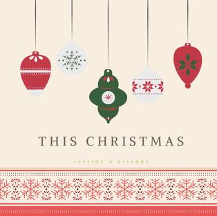 This Christmas    ARIANNA & CASSIDY