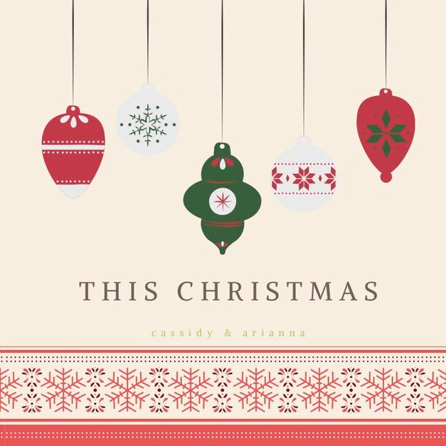 This Christmas || ARIANNA & CASSIDY