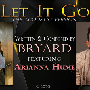 Let It Go    BRYARD